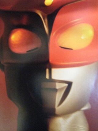 レッドマンは「おはよう子供ショー」の中で放送された円谷プロ製作のアクションヒーローです。このフィルム発見には凄い手...