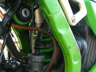 うちの バイクKRー1 と KDX125は 既に20年越えですが・・・...