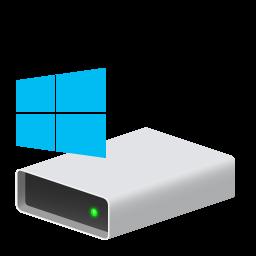 Windows10のシステムドライブアイコンが欲しいです S Yahoo 知恵袋