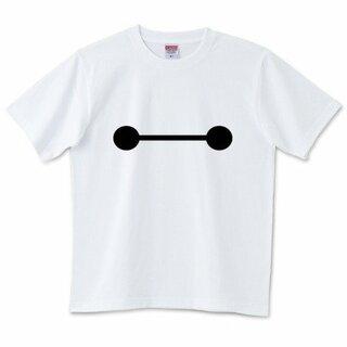 おそらくベイマックスのTシャツを着ると目の位置が乳首の位置にくるとこじゃないでしょうか