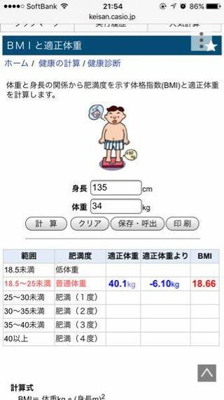 の 159 平均 体重 センチ
