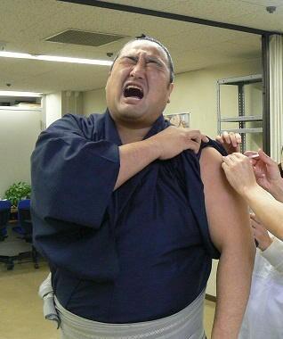 接種 筋肉 注射 予防