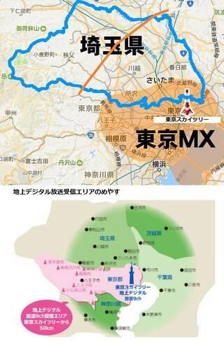 番組 東京 表 mx