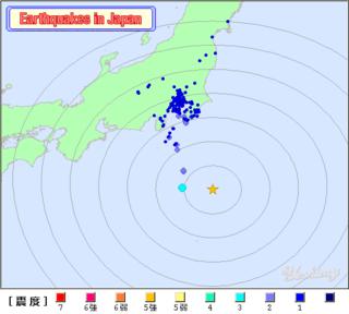 その現象は地震学者たちの間て『異常震域』として知られている問題です。...