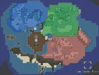 開拓 2 地 ドラクエ ビルダーズ の 緑