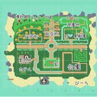 島クリエイター マップ あつ森 参考 【あつ森】島のレイアウト一覧 おしゃれな島を作るコツ【あつまれどうぶつの森】