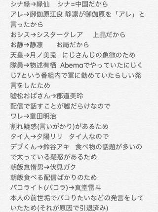 晴 スレ 甲斐田