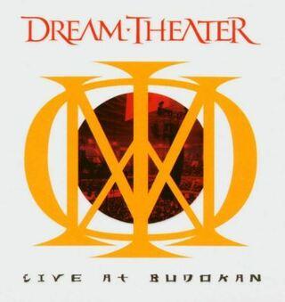 Dream TheaterのLive at Budokan...