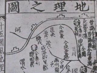 長城があることは地理に興味があれば知ってると思いますよ。