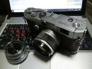 僕はキャノンのL-2を持っていますが、今更この時代のカメラを使用して一体何を撮影したいのでしょうか。...