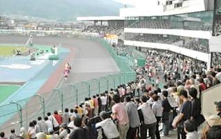 数年前に松戸競輪へ観戦に行った出来事です。...