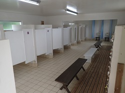 ここ数年、真栄田岬には行ってないのと、シャワールームがあるのは知っていましたが使用したことがなかったので検索してみ...