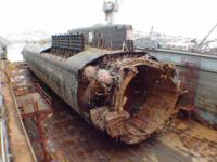 潜水艦 コムソモレツ コムソモレツ (原子力潜水艦)