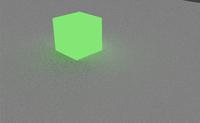 Blenderのレンダリング画像が粗いのですが レンダリング画像が粗い粒子でできてる感じです。 グラフィックカードはNVIDIA GeForce 9400 256 MBです。 単純にグラフィックカードの性能の問題? それともレンダ...