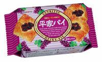 源氏パイの姉妹品 平家パイ 皆さんは食べたことありますか? 初めて見ました。