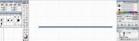 イラストレーターで点線が書けません。 自分でもいろいろ調べてその通りにやってみたつもりなのですが、破線にチェックを入れてもまったく点線になりません。 こんな感じです。 どうすれば点線になりますか?