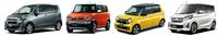 現在、軽自動車を製造しているメーカー4社の中で、 皆様方が最も好きな軽自動車メーカーはどこかを、ご紹介下さい。  ちなみに私は、ダイハツですね。  オフクロが、ムーヴを2台乗り継いだ影響もありますが、...