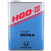 ホンダのハイポイドギヤオイルについて、取説に[ウルトラHGO-Ⅱ]って書いてあるのですが、今HGO-Ⅱは販売されているのでしょうか? HGO-ⅡからHGO-Ⅲに変わったのですか? 粘度は一緒なのですか ? 詳しい方教えて下さい。