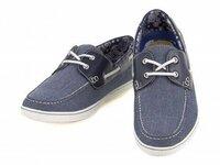 デッキシューズの紐の結び方について!  今日、初めてデッキシューズを購入しました。 しかし、紐の結び方が分かりません…(*_*) Asbeeで購入した、こちらの靴なんですが…  どのようにした ら、このようにな...