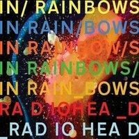 音楽に詳しい方、特にプログレッシブロック、アンビエント音楽、テクノ音楽等に詳しい方に質問します。  楽曲、もしくはアルバムを探しています。  Radioheadの In Rainbows という2007年発 表のアルバムの8曲目に、 House of Cardsという曲が入っています。この曲の2:07から2:20くらいにかけて、シンセのようなギターなような不思議な音が聴こえます。...