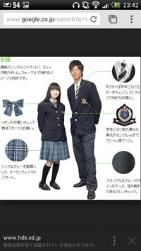 大阪府の高校で水色のチェックのスカートの制服の高校はどこですか?? 梅田とかで良くみかけます。 阪南大学高校の女子の制服ににてる気がします