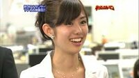 山﨑夕貴アナウンサーはかわいいですか?