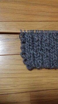 編み ゴム 作り 目 目 二 基本のき~作り目の作り方|taiyouka|note