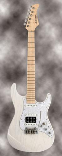 和田アキラさんのギターのSSHS配列  僕はプリズムが好きで、和田アキラさんの繊細なクリーントーンとパワフルなディストーションサウンドを聴き自分もこんな音が出せたらなと思っています。 和田アキラさんのギターは、ストラトシェイプにシングルコイル3つと、リア・センターの間のハムバッキング一つの『SSHS』ピックアップ配列となっています。僕はこの配線に非常に興味を抱いており、ストラトらしいハー...