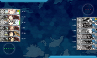 艦これ 2015E-2での天津風の掘り方を教えてください・・・。 冬イベが始まり、今週の月曜日にはE-1(乙)E-2(乙)E-3(乙)E-4(乙)E-5(丙)をクリアしたのですが、そこからずっとE-2で天津風を掘っています。イベントに...