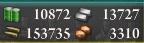 【艦これ】ボーキサイトが常に枯渇しています 艦戦を積みまくっているのですが常に4桁台です。 もう次のイベントまで出撃しないほうがいいですかね?