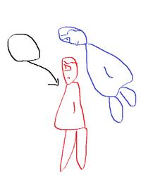 空中戦のファールについて。  Jリーグで空中戦のファールが多いと感じます。 しかも、なぜファールなのかわかりません。  下の画像のように、赤の人が落下地点付近で胸トラップしようとしています。 そこに...
