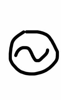 第二種電気工事士を勉強中なのですが回路図に出てくるこんな感じの記号の意味がわかりません