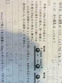 この正しい解答が知りたいです。解答お願いします。m(_ _)m