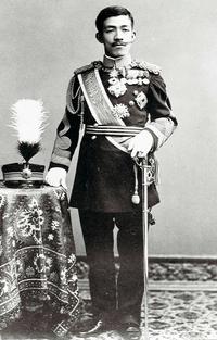 大正天皇って身長は  150cm くらいだった のでしょうか ?