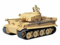 タイガー1戦車の塗装について質問です。 ダークイエローを塗っても画像のような色にならずに、もっと白っぽい感じになってしまいます。 画像のような感じの色にする場合に使用する塗料を教えて下さい。