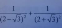 この式の計算方法を途中式も含めて教えて下さい。
