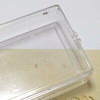 虫 蜘蛛 画像注意 すみませんが、 質問は多いです。  夜に蜘蛛を捕まえ、 (ハエトリグモかも?) 飼おうと思い、 空いてた透明のケースに 入れました。  これで窒息、ということは無いですか?  あとは、なにが必...