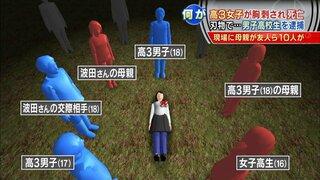 中学生 三重 事件 女子 県