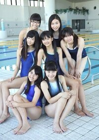 このアイドルのたちは誰ですか?  東海林藍、伊藤万里菜、守永七彩、新原里彩はわかります。  よろしくお願いします。