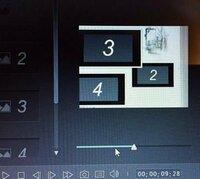 【至急】パワーディレクター14のアスペクト比変更について  パワーディレクター14でアスペクト比「16:9」の披露宴の余興の動画を作りました。 ところが「4:3」にしなければいけないことがわかり 編集しなお...