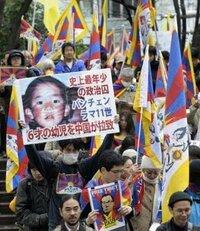 今のパンチェン・ラマは中国共産党王朝によって満州国皇帝の溥儀と同じような立場になっていますか?