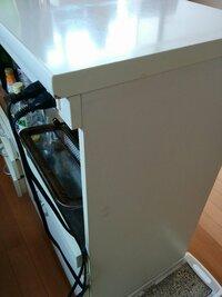 キッチンカウンターの天板を取り外したいのですが、やり方を教えてください!