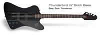 ベース Epiphone goth thunderbird 4  についてどう思いますか?