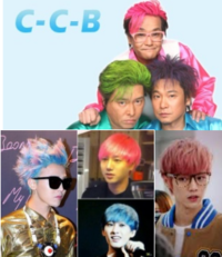 K-POPアイドルは、なぜ今時CCBそっくりのかっこうしてるの?