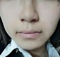 鼻大きいですか?あとこの鼻はあぐら鼻ですか? - 高さはちょうど良い ...