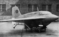 旧日本軍のロケット推進 戦闘機「秋水」はありますか?