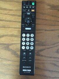 アメリカでテレビの見方について教えて欲しいです リモコンでテレビをつけても映像が出ません  どうすればよいでしょうか?  ちなみにSONYのBRAVIAです