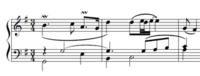 不適切な用語など使っていないはずだが削除されたので新たに立てる。  calando29のフランス組曲書き直し編で。書き直す事自体悪いことではない。正しく書き直されるのであればむしろ良いことだ。 が、しかし! ...