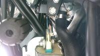 CB400SFの配線をねずみにかじられました。 どういったところかわかりますか?