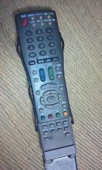 テレビのリモコンにdボタンがありません。  我が家のテレビのリモコンにはdボタンが付いていません。 視聴者参加型のテレビ番組で、リモコンのdボタンを押してくださいなどと画面に表示が出る場合があります...